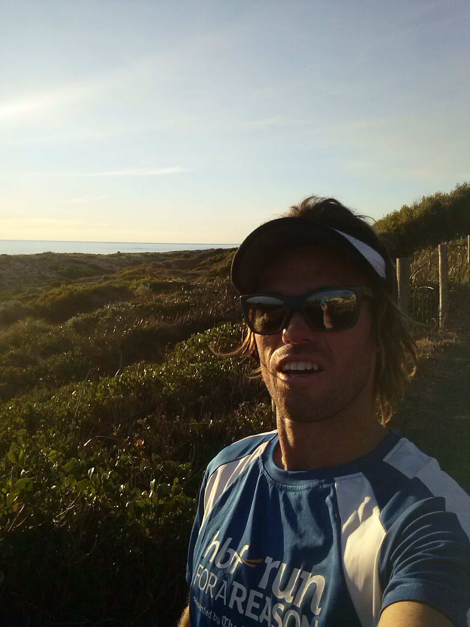 Sundown coastal run
