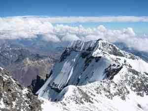 Cerro Aconcagua - Provincia de Mendoza